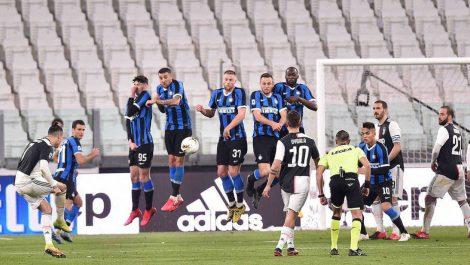 Serie A reanudará el 14 de junio