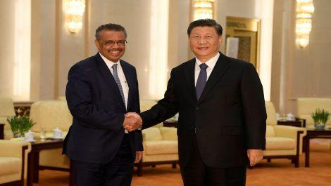 Revelan que Xi Jinping pidió a la OMS ocultara información sobre el Covid