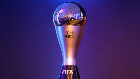 FIFA cancela el premio «The Best» en el 2020