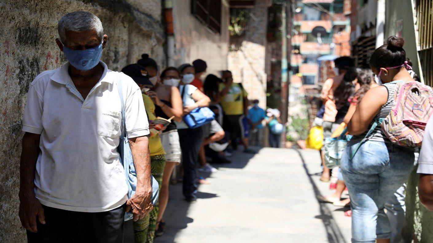 Venezuela contabiliza 82 nuevos casos de Covid-19 para un total de 1.325