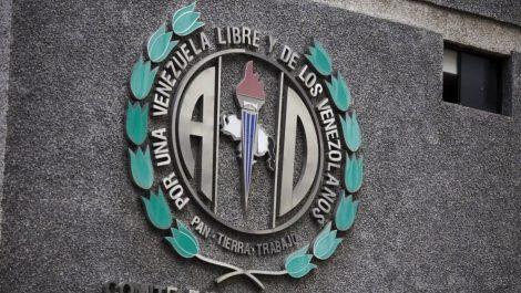 Denuncian que presuntos colectivos tomaron la sede de Acción Democrática