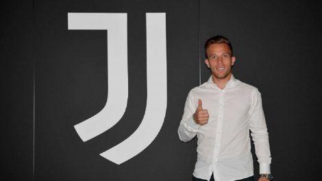 Arthur Melo ya es jugador de la Juventus