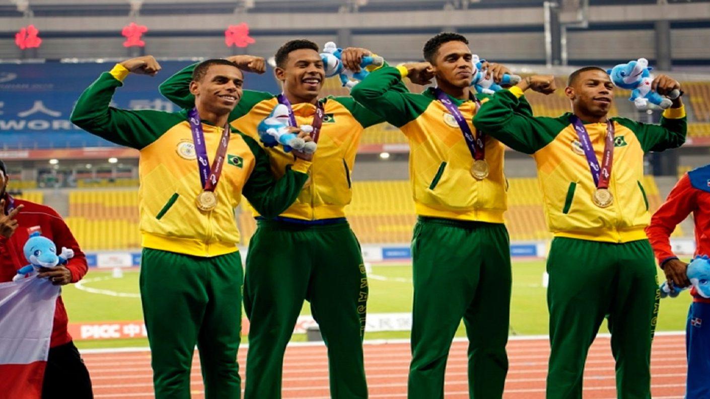Brasil enviará 200 atletas olímpicos a Europa
