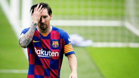 El Barcelona pierde la esperanzas del título liguero