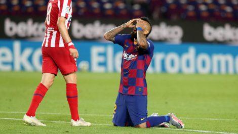 Otro resbalón del Barcelona en La Liga