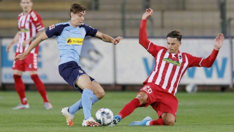 El Mönchengladbach complica sus aspiraciones a la Liga de Campeones