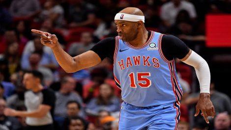 Vince Carter le dice adiós al baloncesto