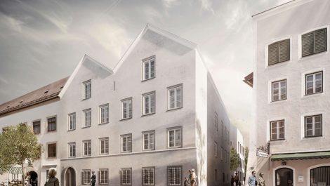 Casa natal de Hitler será un cuartel policial
