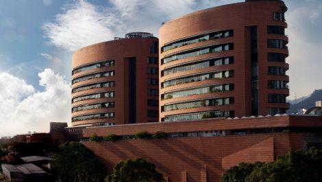 Intentaron robar Banco del Tesoro del centro comercial San Ignacio