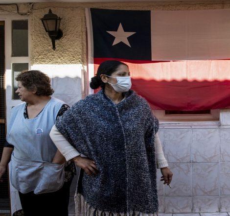 Chile es el tercer país latino en superar los 100.000 contagios