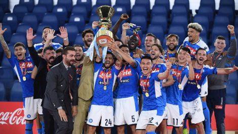 El Napoli se llevó su sexta Copa de Italia al vencer en la tanda de penales a la Juventus
