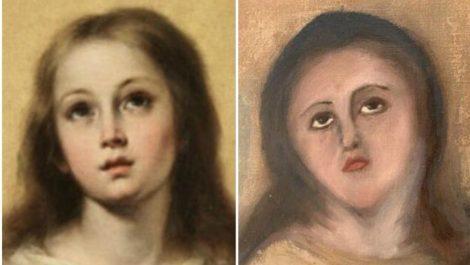 España Murillo Inmaculada Concepción Ecce Homo Borja