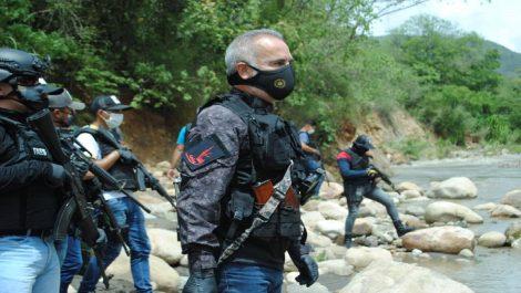 Desmantelan «teleférico binacional» en zona fronteriza con Colombia (+Video)