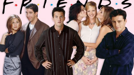 Una encuesta sobre cuál es el mejor personaje de Friends causó controversia