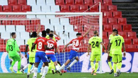 Granada logró la remontada ante el Getafe con presencia Vinotinto