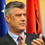 Hashim Thaci Kosovo