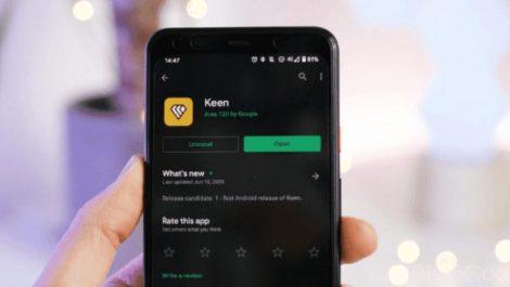 Google lanzó Keen, el rival de Pinterest