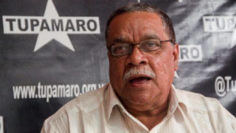 Dirigente Tupamaro fue liberado tras ser acusado de asesinato