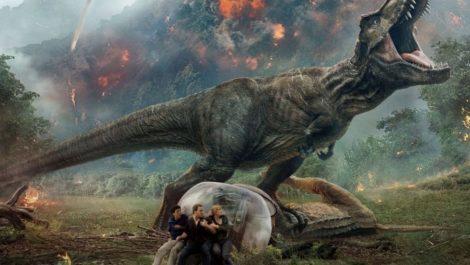 «Jurassic World: Dominion» gastará 5 millones de dólares en medidas sanitarias