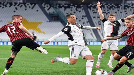 La Juventus se metió en la final de la Copa Italia
