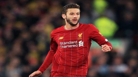 Lallana terminará la temporada con el Liverpool