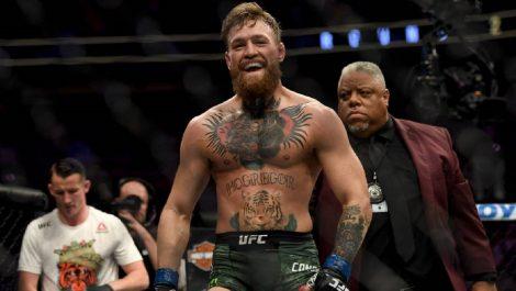 Una vez más McGregor anuncia su retiro
