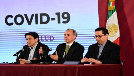 México se posiciona como el quinto país con más muertes por Covid-19