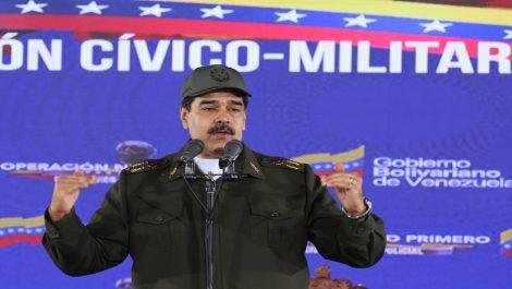 Maduro afirma que Duque mantendrá «plan de incursión marítima» contra el país