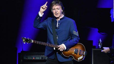 McCartney pide para su cumpleaños que dejemos de comer carne