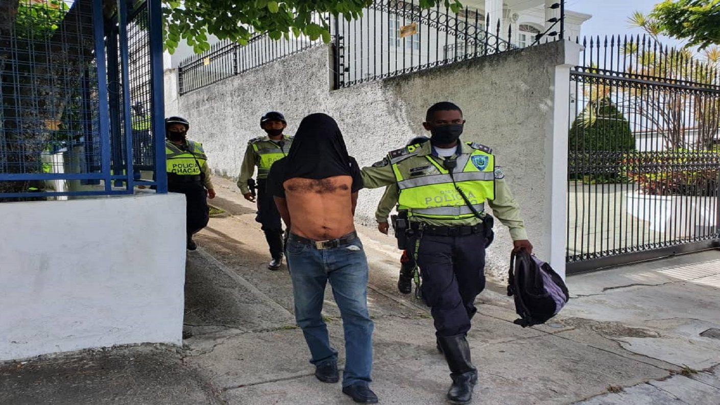 Capturan antisocial que intentó robar casa en Altamira
