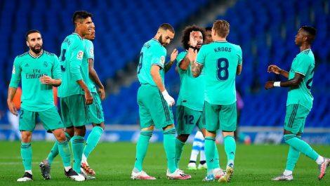 Con polémico triunfo el Madrid asume el liderato de La Liga