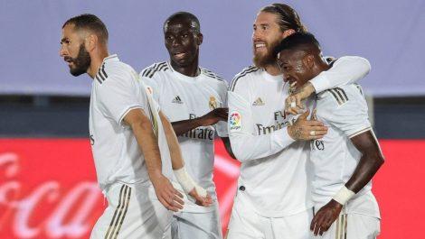 El Real Madrid no tuvo complicaciones ante el Mallorca