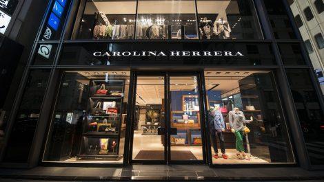 Tienda Carolina Herrera en España negó entrada a primera dama de Cuba
