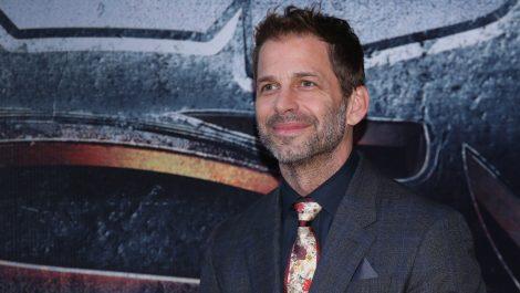 Zack Snyder anuncia cambios de su versión de Justice League