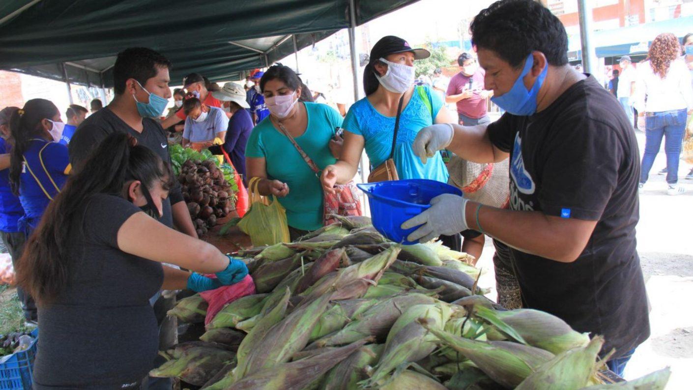 Pandemia deja en Latinoamérica récord de 41 millones de desocupados