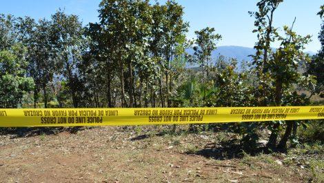 Hallaron 86 bolsas con restos humanos en México