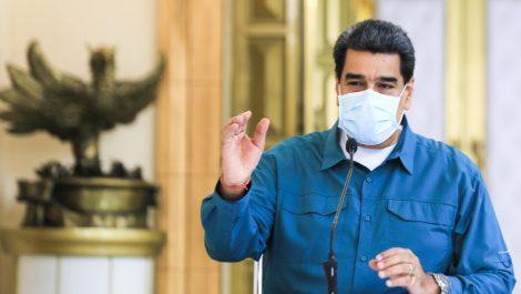 Maduro exigió a obispos ofrecer espacios para alojar a venezolanos contagiados