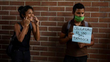 Caracas, epicentro venezolano del coronavirus, pierde el miedo