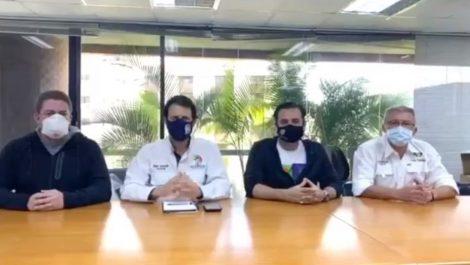Alcaldes de Miranda advierten que la situación con el COVID-19 empeora