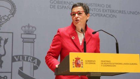 arancha-gonzalez-laya España elecciones