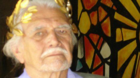 Asesinaron dentro de su casa al artista de 90 años Antonio Otazzo