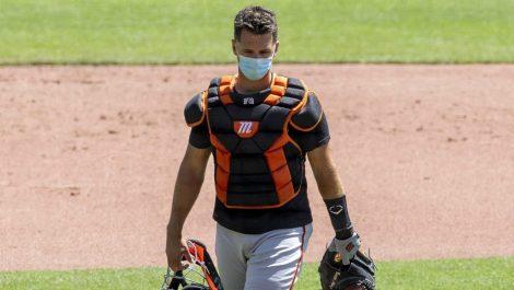 Buster Posey decidió no jugar en 2020 en la MLB en prevención por el coronavirus