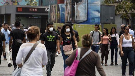 Caracas de aniversario reporta 216 nuevos casos comunitarios