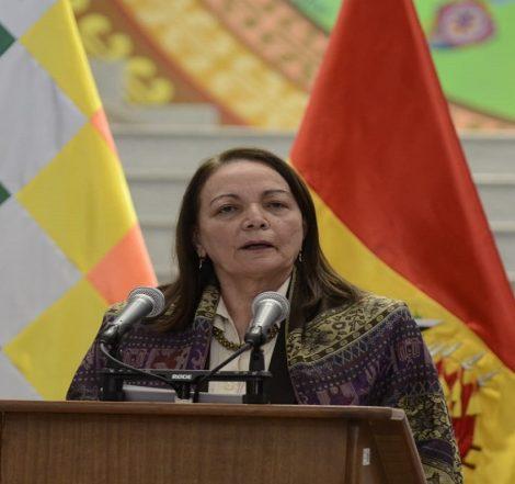 Ministra de Salud de Bolivia da positivo en prueba de coronavirus
