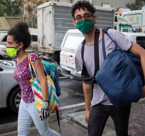 Vía Twitter informaron siete fallecidos y 684 nuevos contagios por COVID-19