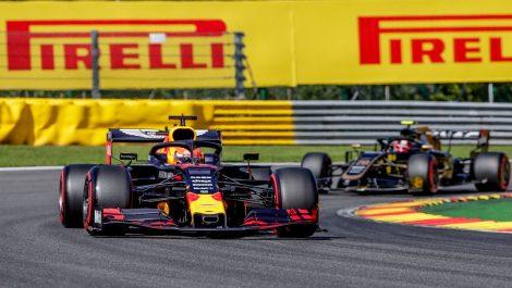 Conoce el calendario de la Fórmula 1