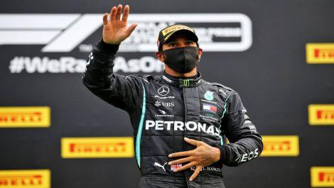 Hamilton conquistó su primera victoria de la temporada en el GP de Estiria