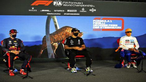 Hamilton gana la pole para GP de Estiria