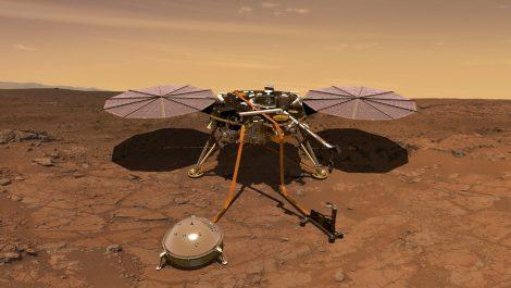 China enviará su primera sonda a Marte a finales de julio