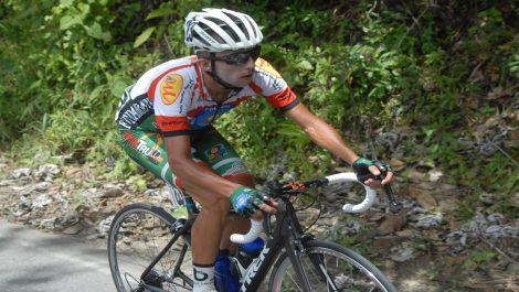 Ciclista trujillano Juan Ruiz fue arrollado